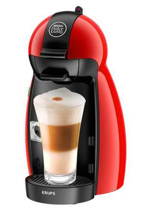 cafetiere dolce gusto