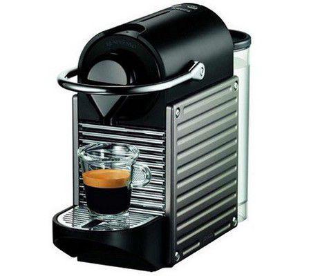 cafetiere nespresso krups pixie