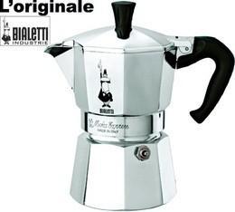 cafetières italiennes