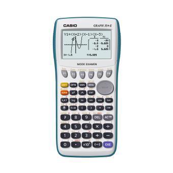 calculatrice casio prix