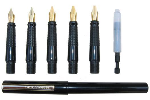 calligraphie stylo plume
