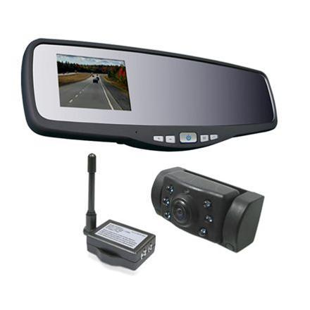 camera de recul pour voiture sans fil