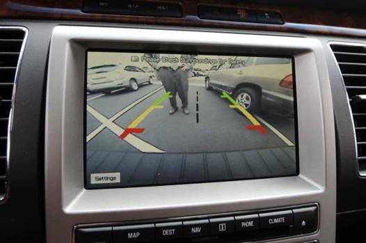 caméra de recul pour voiture