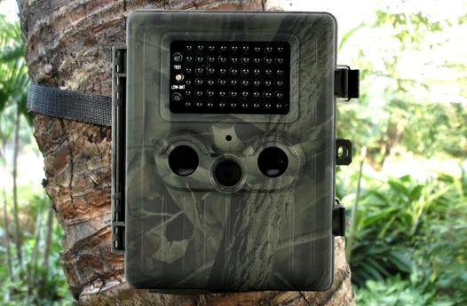 camera nocturne avec detecteur de mouvement