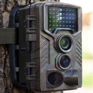caméra pour la chasse