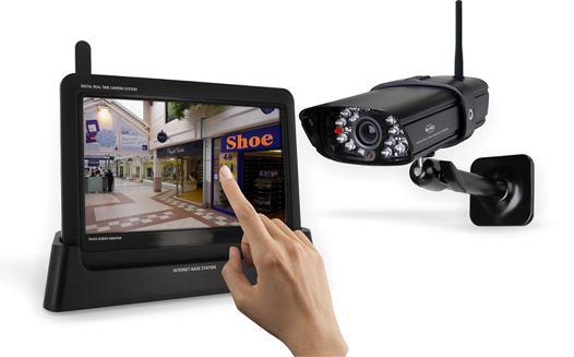camera surveillance exterieur avec enregistrement
