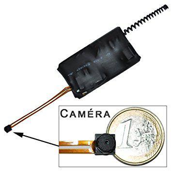 camera video espion discrete