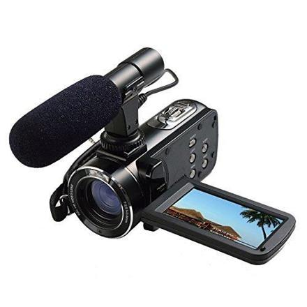 camescope avec micro