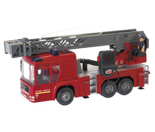 camion de pompier dickie toys