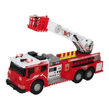 camion pompier jouet