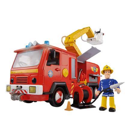 camion sam le pompier jouet