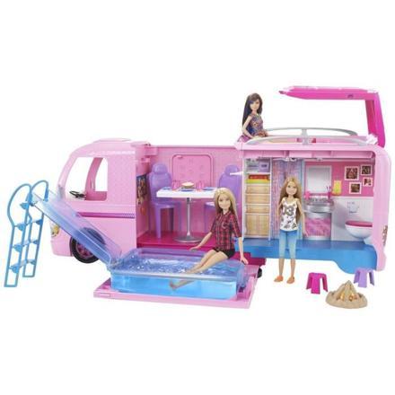 camping car barbie pas cher