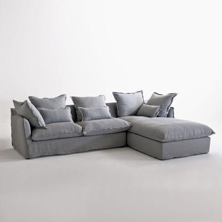 canapé d\'angle lin