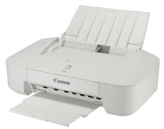 canon pixma ip2850 test