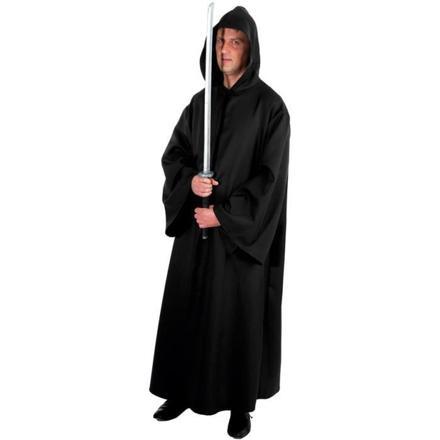 cape noire déguisement pas cher