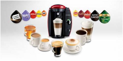 capsule café tassimo