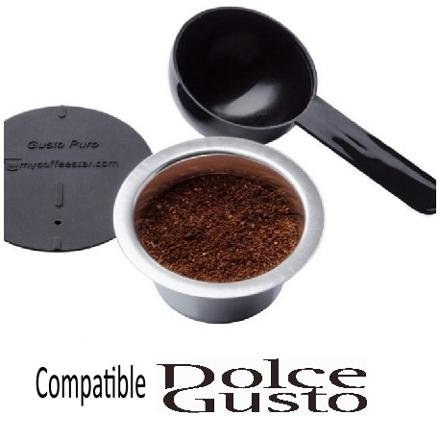 capsule dolce gusto compatible