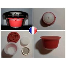 capsules rechargeable dolce gusto dosettes réutilisables