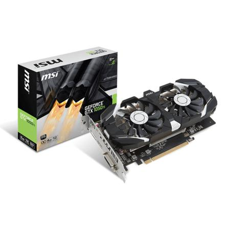 carte graphique msi geforce gtx 1050