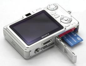 carte memoire pour appareil photo sony cyber-shot