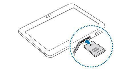 carte mémoire pour tablette samsung galaxy tab a