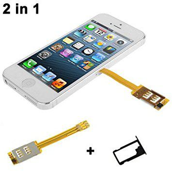 carte sim sur iphone 5