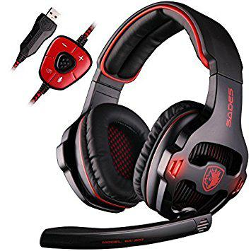 casque gamer surround