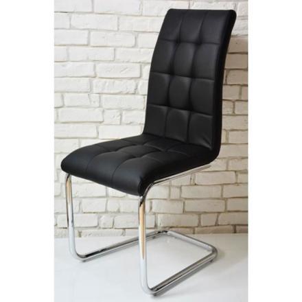 chaise cuir pas cher