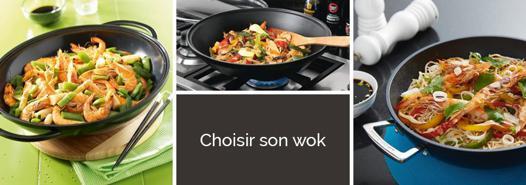 choisir son wok
