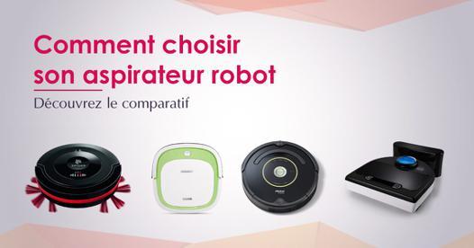 choisir un aspirateur robot