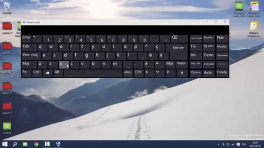 clavier compatible windows 10