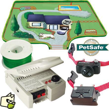 cloture electrique chien petsafe