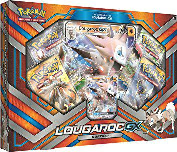 coffret de cartes pokémon