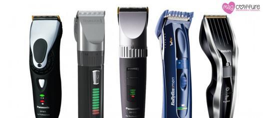 comparatif tondeuse cheveux
