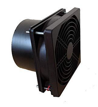 extracteur air chaud silencieux