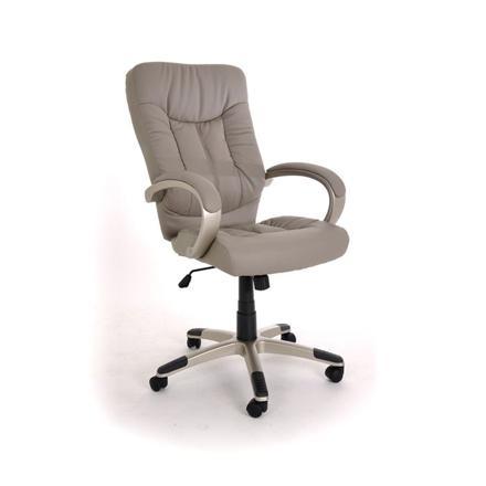 fauteuil bureau gris