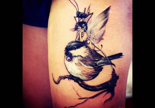 fée tattoo