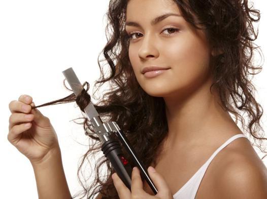 fer à boucler pour cheveux fins