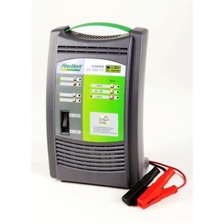 feu vert chargeur de batterie
