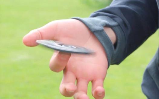 figure hand spinner