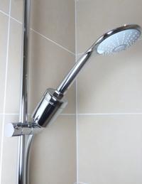 filtre à calcaire pour douche