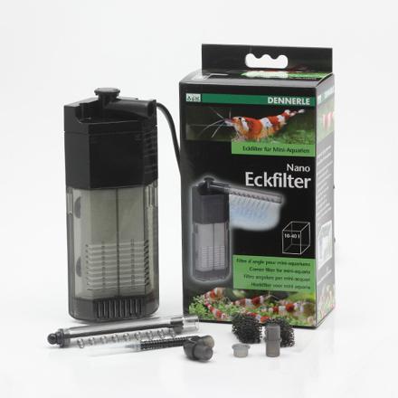 filtre aquarium 20l silencieux