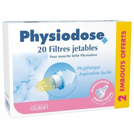 filtre mouche bébé physiodose