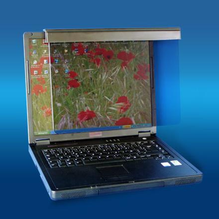filtre pour écran d\'ordinateur portable