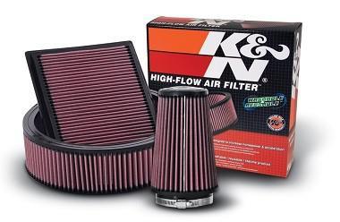 filtres à air kn