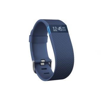fitbit charge hr bleu