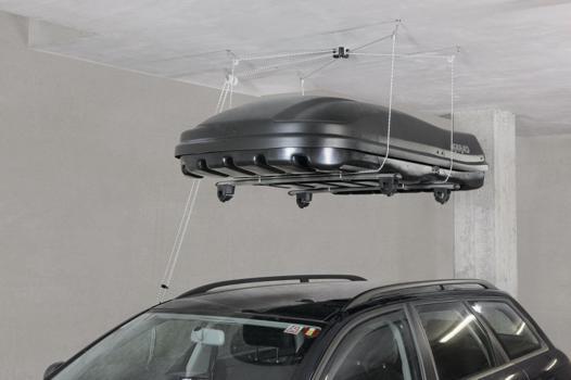 fixation coffre de toit
