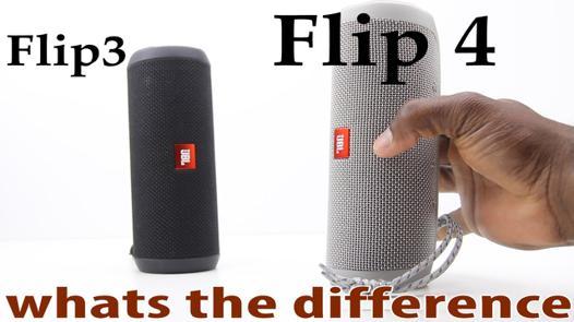 flip 4 ou flip 3