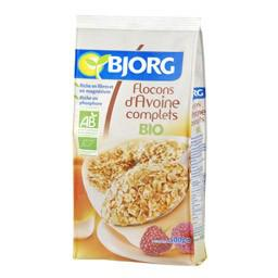 flocon d avoine bjorg