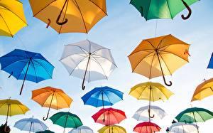 fond d\'écran parapluie